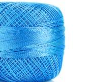Bobina de la cuerda de rosca aislada Imágenes de archivo libres de regalías