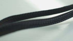Bobina del alambre con el cable del yute, de la seguridad y del sentido práctico, del ratón o del teclado metrajes