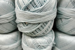 bobina del filo del cotone Fotografia Stock Libera da Diritti