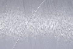 Bobina del fondo di macro del filo Fotografie Stock