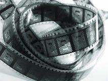 Bobina di pellicola Immagini Stock