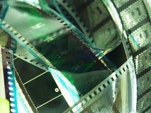 Bobina di pellicola Immagine Stock