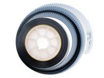 bobina di pellicola da 35 millimetri Fotografia Stock