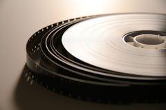bobina di pellicola di 16mm Fotografie Stock