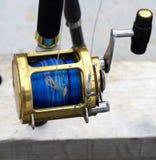 Bobina di pesca Immagini Stock Libere da Diritti