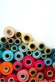 Bobinas coloridas imagem de stock royalty free