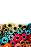 Bobine colorate Fotografie Stock Libere da Diritti