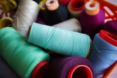 Bobine colorate Fotografia Stock Libera da Diritti