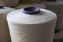 Bobine d'amorçage de coton Photo libre de droits
