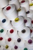 Bobine d'amorçage de coton Photographie stock