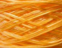 bobine de corde en plastique Photo stock