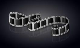 Bobine de film Photographie stock libre de droits