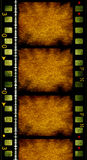 bobine de film de film de 35 millimètres Images libres de droits