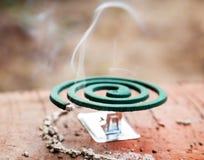 Bobine de moustique photographie stock