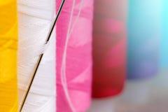 Bobine del filetto Fotografie Stock