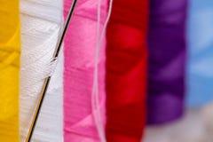 Bobine del filetto Fotografia Stock Libera da Diritti