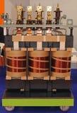 Bobine elettriche del trasformatore immagine stock libera da diritti