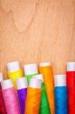 Bobines d'amorçage de couture Image stock
