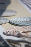 Bobines de corde Photographie stock