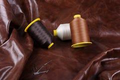 Bobines industrielles d'amorçage Photographie stock libre de droits