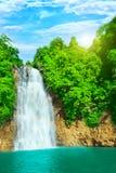 Bobla Waterfall Royalty Free Stock Images