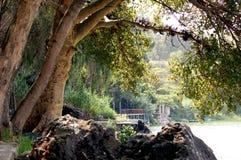 Bobogayameer Ethiopië stock foto