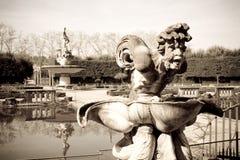 boboli佛罗伦萨庭院 免版税库存照片