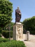 Boboli庭院在佛罗伦萨托斯卡纳 免版税库存图片