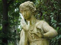Boboli庭院,佛罗伦萨 免版税库存图片