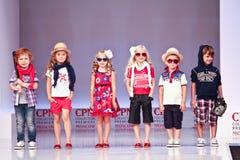 собрание одежды boboli Стоковые Изображения RF