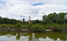 Boboli Gärten stockbilder