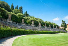 Boboli Gardens Stock Photography