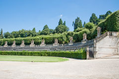 Boboli Gardens Royalty Free Stock Photo