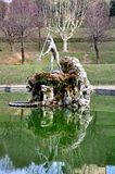 Boboli gardens in Florence, Italy. Boboli Gardens are a park in Florence, Italy, that is home to a collection of sculptures dating from the 16th through the 18th royalty free stock photography