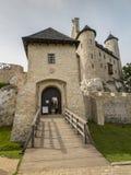 Bobolic near CZESTOCHWA, POLAND, 31 May 2015: Bobolice knight's Royalty Free Stock Photo
