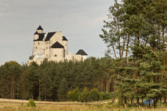 Bobolice Castle, Poland - Silesia Region. Royalty Free Stock Photo