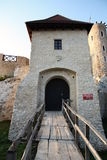 Bobolice Castle. Bobolice Royal Castle in Poland Royalty Free Stock Image