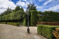 Bobolituin in Florence, Toscanië royalty-vrije stock foto's