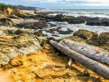 Bobowa Dudniąca stan plaża Obraz Stock