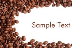 bobowa kawa Zdjęcia Royalty Free