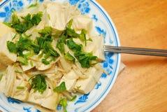 bobowego chińskiego kuchni curd zdrowy jarosz obrazy royalty free
