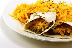 bobowi burritos: Zdjęcie Royalty Free