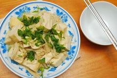 bobowy chiński kuchni curd jarosz Zdjęcia Royalty Free