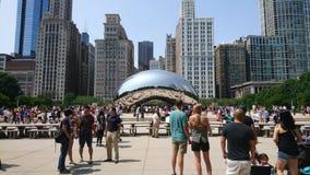 bobowy Chicago zdjęcia stock