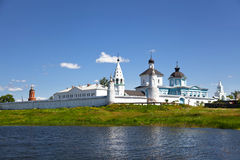 Bobrenev monastery. Kolomna. Russia Royalty Free Stock Photos