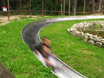 Bobsled Royalty Free Stock Photos