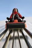 bobsleigh Zdjęcie Stock