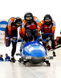Bobsleigh  photo stock