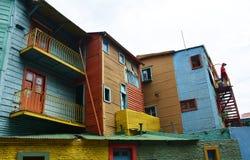 Boca Λα, caminito Στοκ φωτογραφίες με δικαίωμα ελεύθερης χρήσης