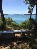 Boca Brava wyspa Fotografia Stock